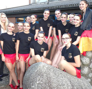 RRC Boogie Garching - Formation 'Young Sensations'